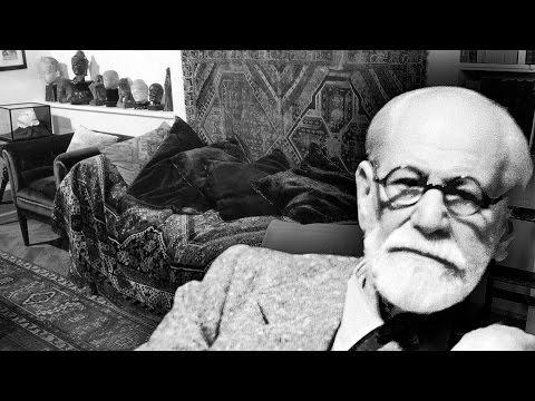 Sigmund Freud, le père de la psychanalyse (1856-1939)