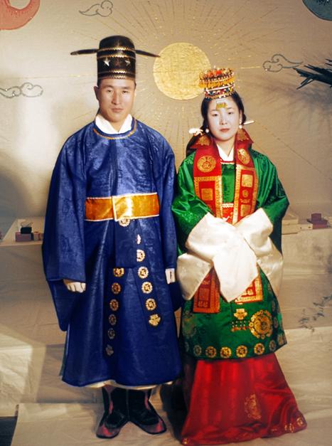 1960 mariage